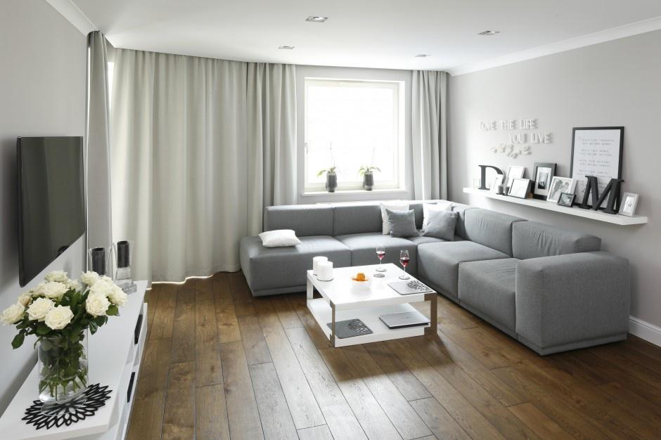 Urz dzamy nowoczesny salon 10 pi knych aran acji z - Amenager salon cuisine 25m2 ...