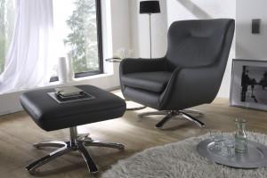 Wygodny fotel. 15 modnych propozycji w skórze