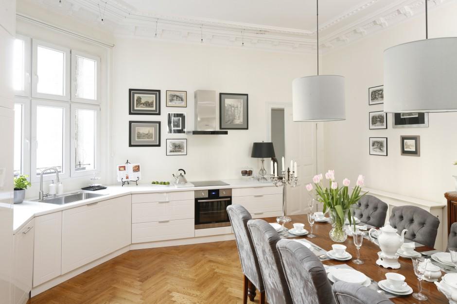 Urządzamy  Kuchnia pod zabudowę 20 pomysłów na modne wnętrze  meble com pl -> Urządzamy Mieszkanie Kuchnia
