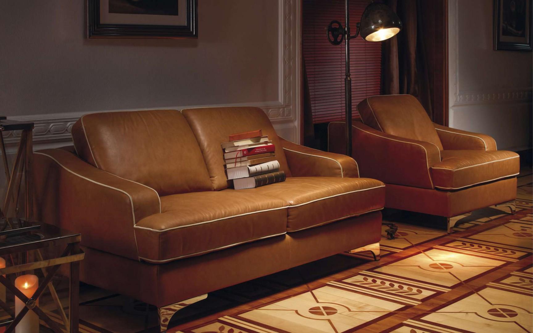 Fotel i sofa Largo. Fot. Kler