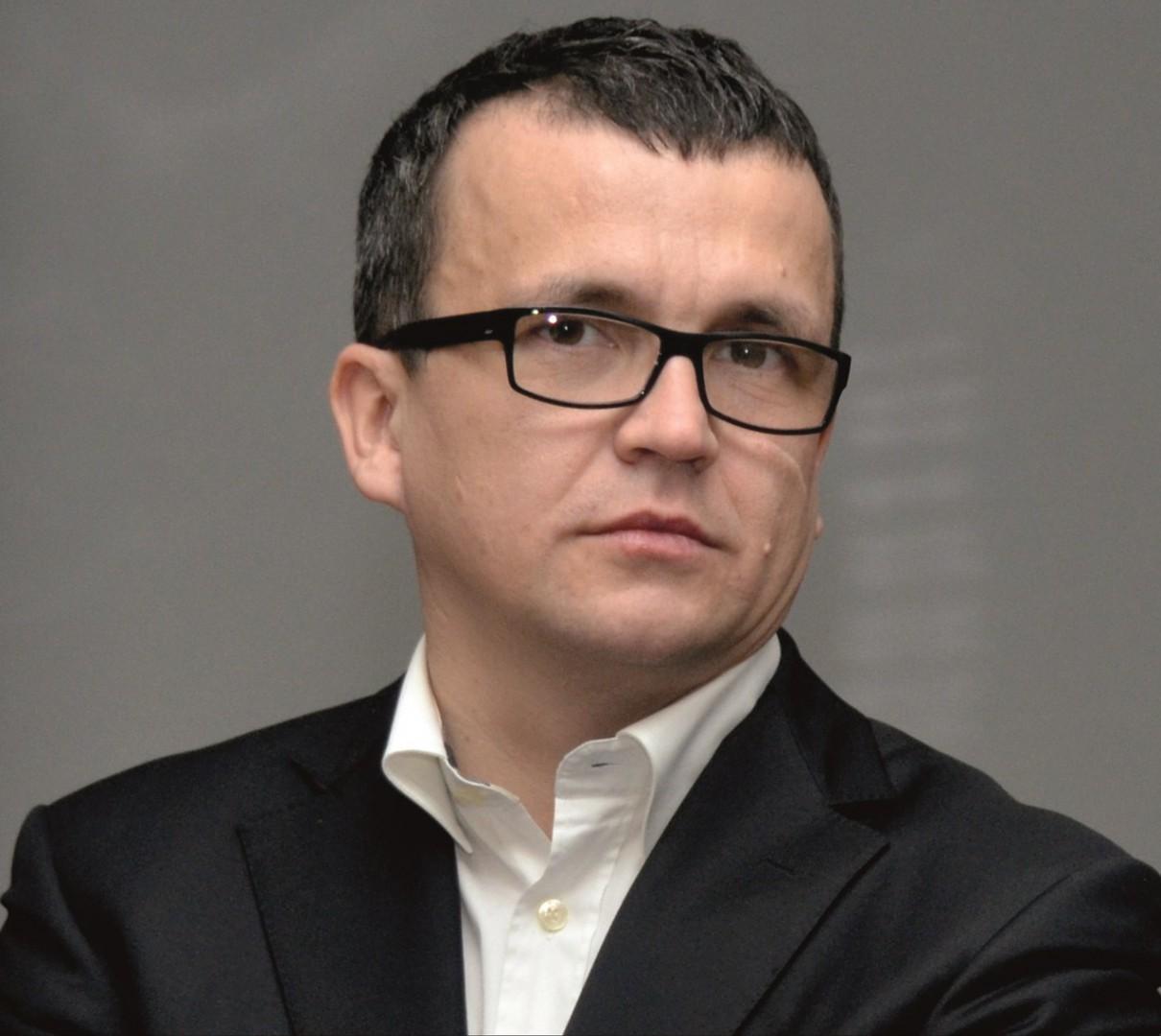 Tomasz Defratyka. Fot. Archiwum