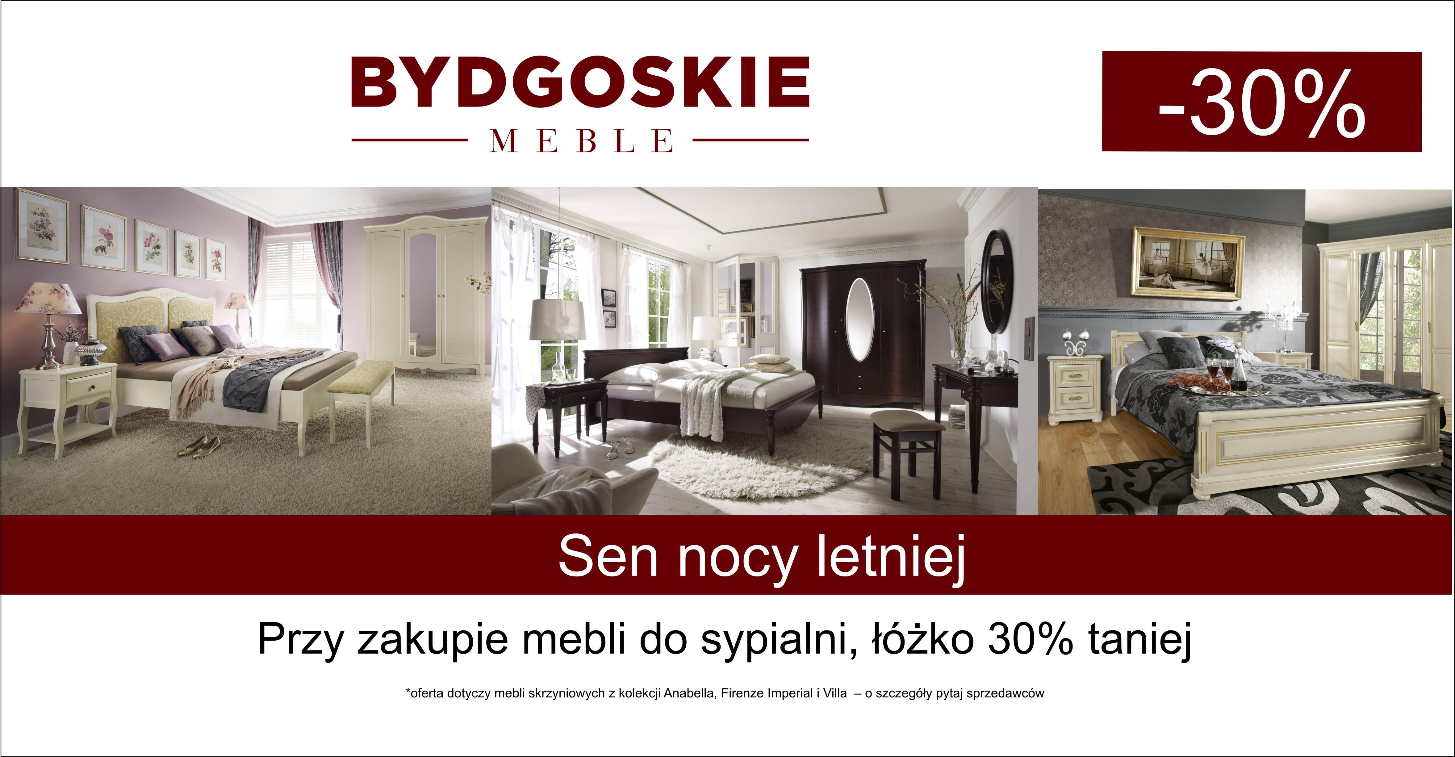 Bydgoskie Meble Sypialnia