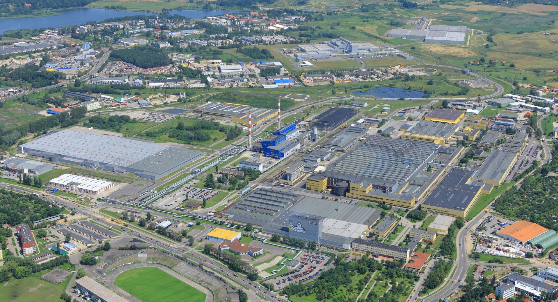 Warmińsko-Mazurska Specjalna Strefa Ekonomiczna. Fot. Archiwum