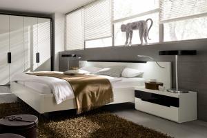 Meble do sypialni - 20 ciekawych pomysłów na szafkę nocną