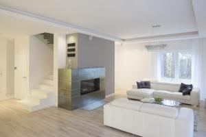 Białe i kremowe meble - stwórz jasny i świetlisty salon!