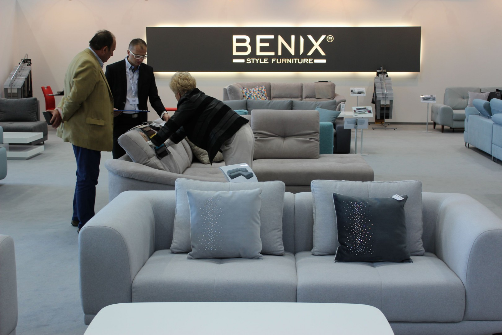 Meble firmy Benix. Fot. Archiwum