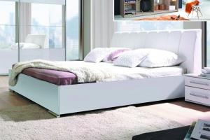 Modna sypialnia. 12 łóżek tapicerowanych. Podajemy ceny!