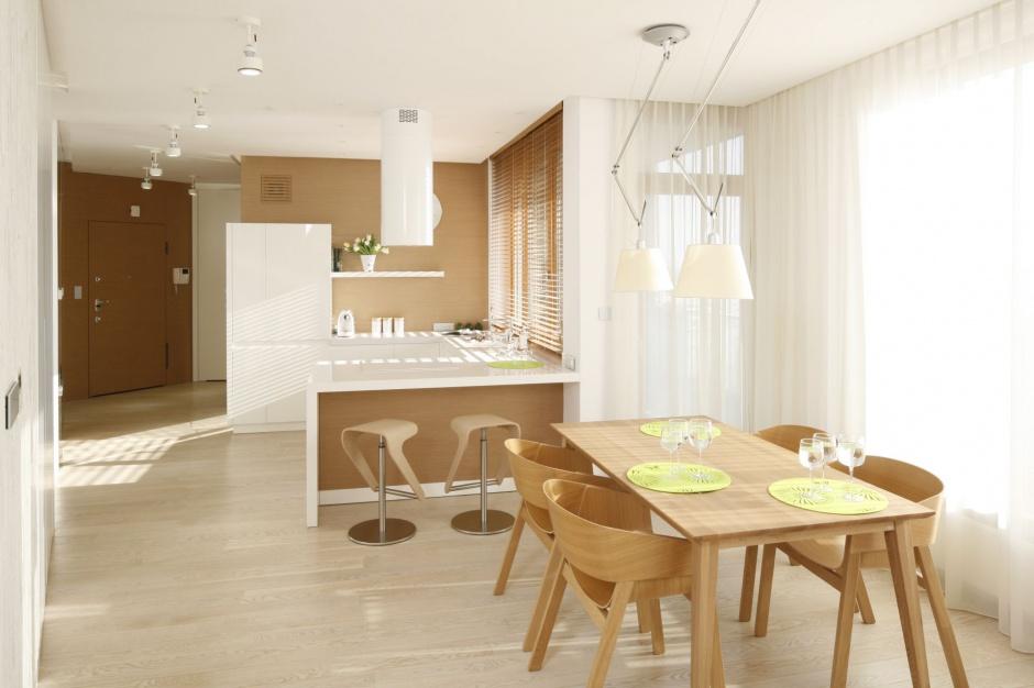 Urządzamy  Kuchnia otwarta na salon Na co zwrócić uwagę  meble com pl -> Aranzacja Kuchni Otwarta Na Salon