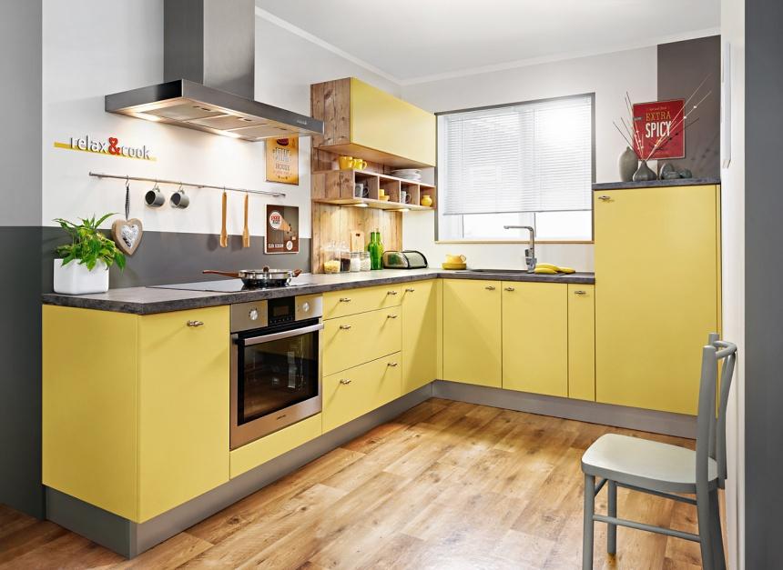 Urządzamy  Praktyczna kuchnia Postaw na relingi  meble com pl -> Urządzamy Mieszkanie Kuchnia