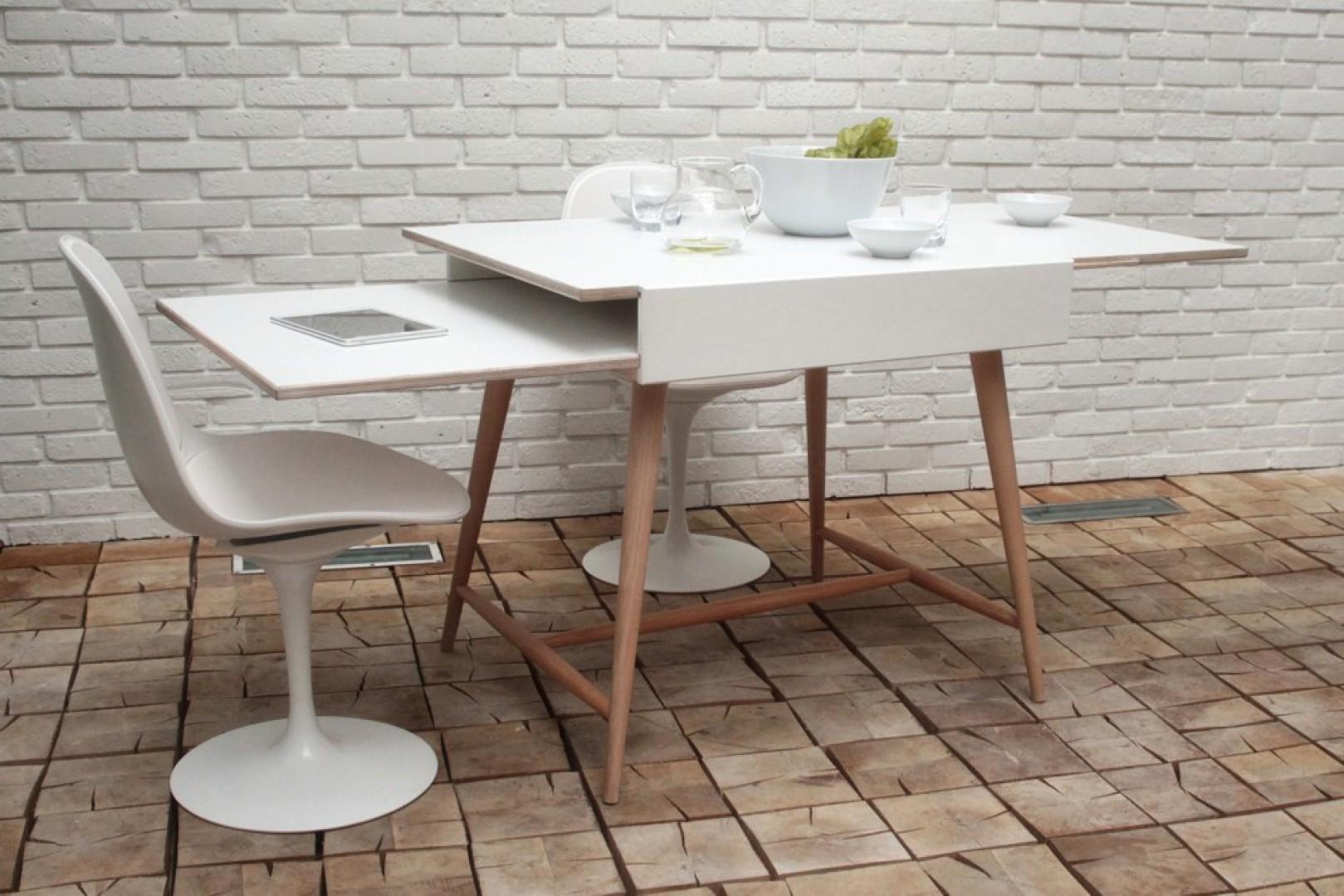Wielofunkcyjny stół. Fot. Ragaba