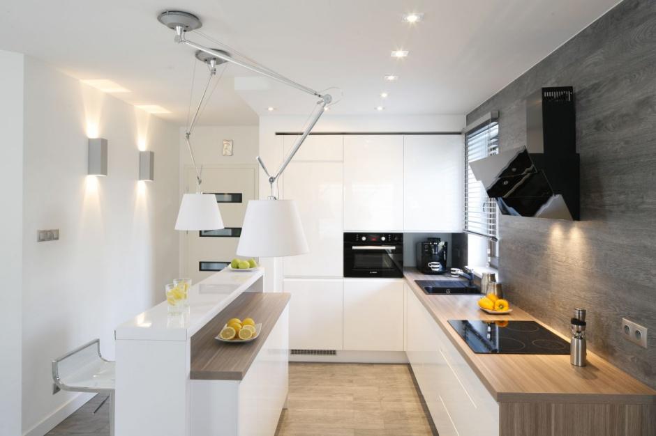 Urządzamy  Kuchnia z wyspą 20 pięknych zdjęć  meble com pl -> Urządzamy Mieszkanie Kuchnia