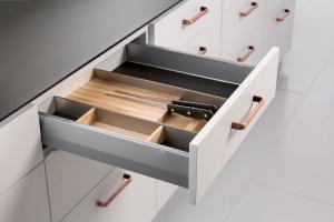 Systemy do szuflad kuchennych