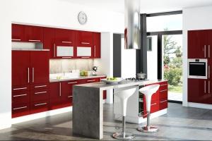 Modna kuchnia. 5 pięknych zestawów w kolorze