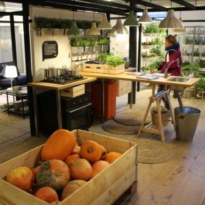 Wystawa IKEA - Drobne rzeczy nadają życiu smak. Fot. Piotr Sawczuk