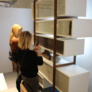 Kolekcja Mio By Vox zaprojektowana przez Joannę Leciejewską oraz Wiktorię Lenart to punkt obowiązkowy wystawy Must Have 2015. Fot. Piotr Sawczuk