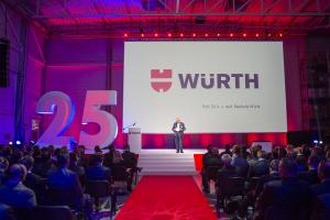 Jubileusz i zmiana siedziby Würth Polska
