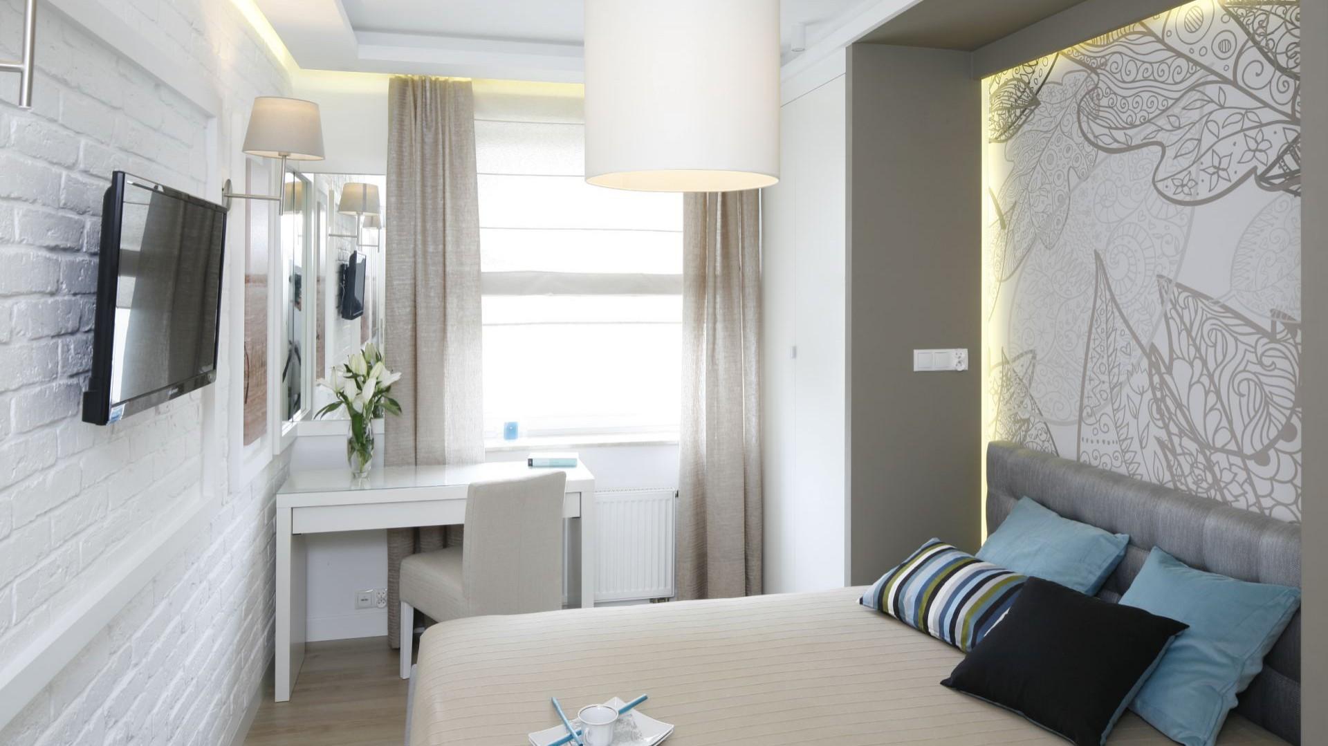 12 pomysłów na funkcjonalne umeblowanie małej sypialni