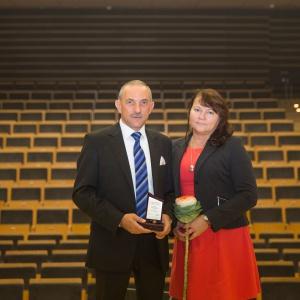 Alina i Jan Szynaka, właściciele Grupy Meblowej Szynaka. Fot. Szynaka Meble