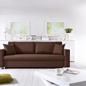 Sofa Vanessa. Wysokie zagłówki oraz dodatkowe poduchy zapewniają wygodę wypoczynku. Fot. Black Red White