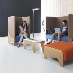 System Chillout pozwala na swobodny relaks w pracy. Fot. Mikomax