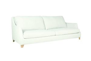 """""""Rose"""" - sofa o płynnych kształtach"""