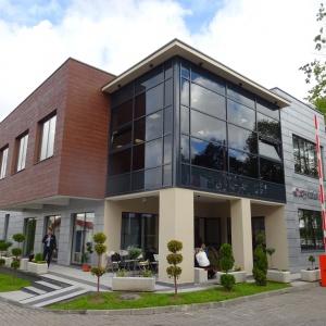 Siedziba firmy Szynaka Meble w Lubawie.