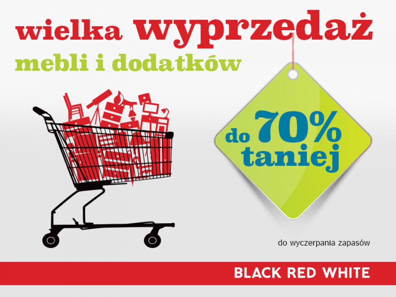 Wyprzedaż w Black Red White.