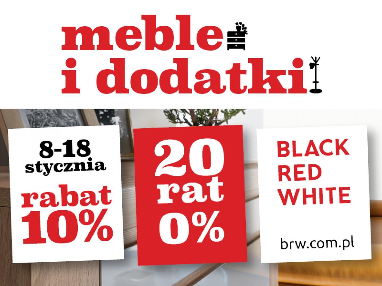 Promocja Black Red White.