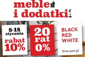 Pierwsze promocje od Black Red White w tym roku!