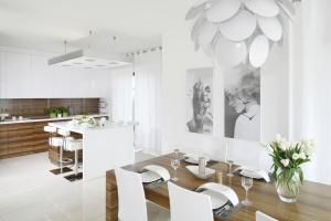 Kuchnia z salonem. 20 ciekawych aranżacji