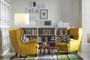 10 pomysłów na fotel w salonie