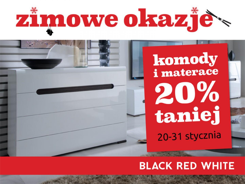 Promocja w Black Red White.