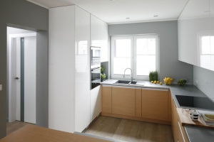 Mała kuchnia. 20 pięknych zdjęć