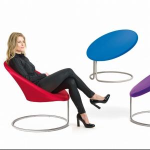 Zdobywca tytułu Iconic Awards 2016: Interior Innovation w kategorii Furniture  - The Winner 2016: COBRA, krzesło producent:  D-TEC  Industriedesign.