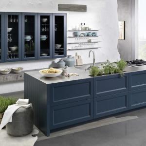 Urządzamy Niebieski W Kuchni Zobacz 20 Pięknych Zdjęć