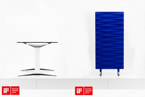 Vank z dwiema nagrodami IF Design Award 2016