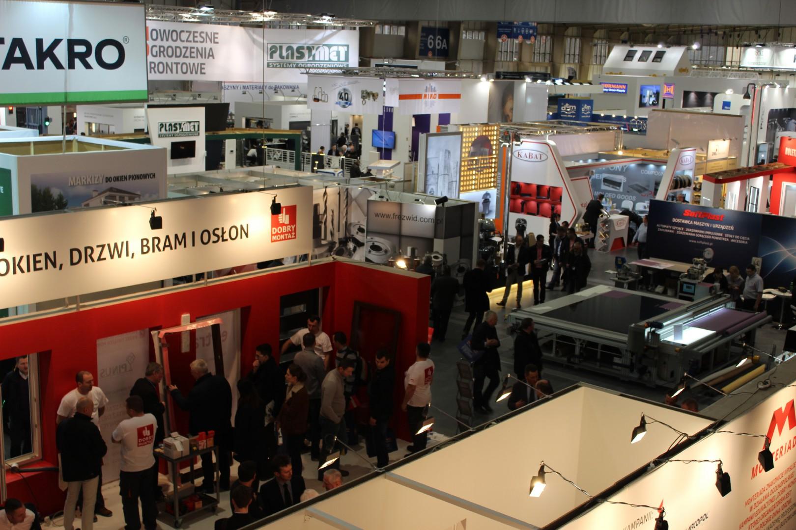 MTP, organizator targów Budma 2016 potwierdza, że przybyło o 10% odwiedzających w stosunku do zeszłorocznej edycji imprezy. Fot. Radosław Zieniewicz