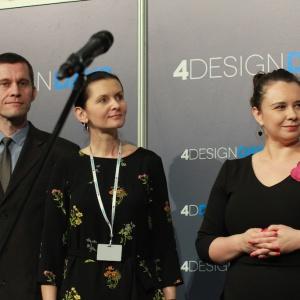 Mariusz Golak, Beata Michalik, Marta Borowska.