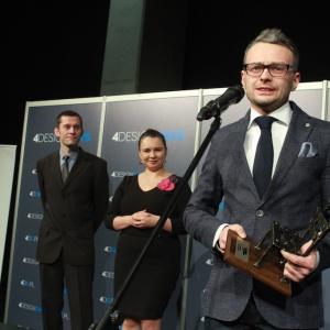 Rafał Kolator, Caya Design.