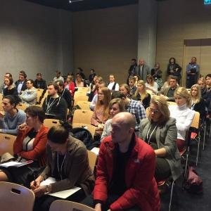 Panel dyskusyjny podczas 4 Design Days. Fot. Beata Michalik