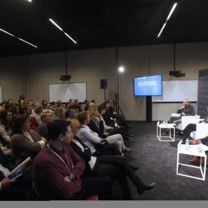 Panel dyskusyjny Projekt: Salon - publiczność.