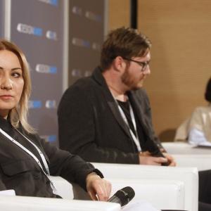 Anna Gruner, Jan Sikora, Katarzyna Uszok.