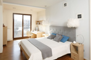 Sypialnie w polskich mieszkaniach - 20 ciekawych pomysłów projektantów