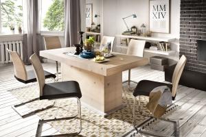 5 pomysłów na modne krzesła do jadalni