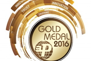 """Złote Medale targów """"Meble Polska 2016"""""""