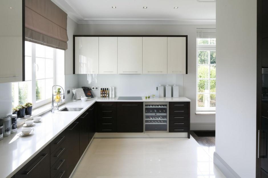 Urządzamy  Kuchnia L Modne pomysły na aranżację  meble com pl -> Urządzamy Mieszkanie Kuchnia