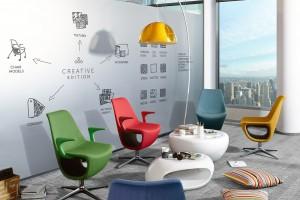 Zobacz meble biurowe zaprojektowane przez znanych polskich projektantów