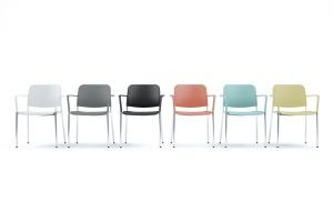 """""""Zoo"""" - krzesełka w kolorze"""