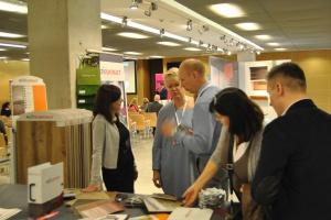 Coraz więcej gości na Interior Design Forum