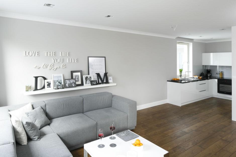 Urządzamy  Kuchnia z salonem Najciekawsze pomysły na meble  meble com pl -> Urządzamy Mieszkanie Kuchnia